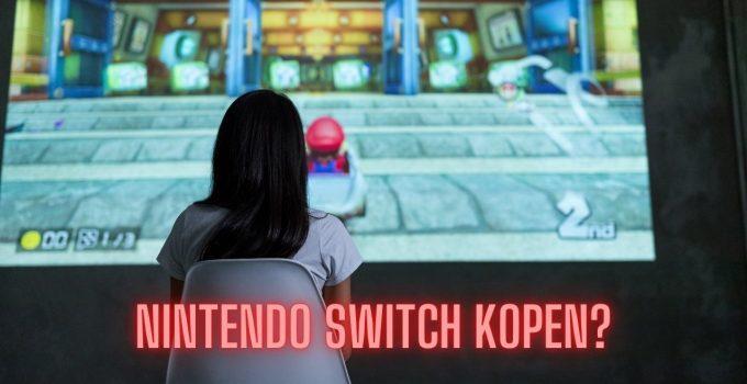 Nintendo Switch review, voorpagina