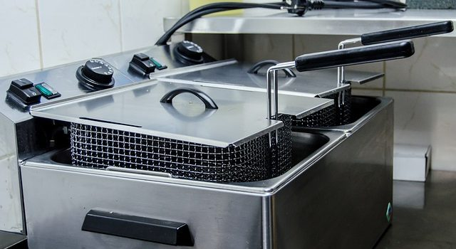 airfryer of frituurpan